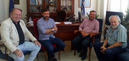 Γουλιδάκης, συνεχείς οι προσπάθειες της Π.Ε. Λασιθίου για το Μουσικό Γυμνάσιο Λασιθίου