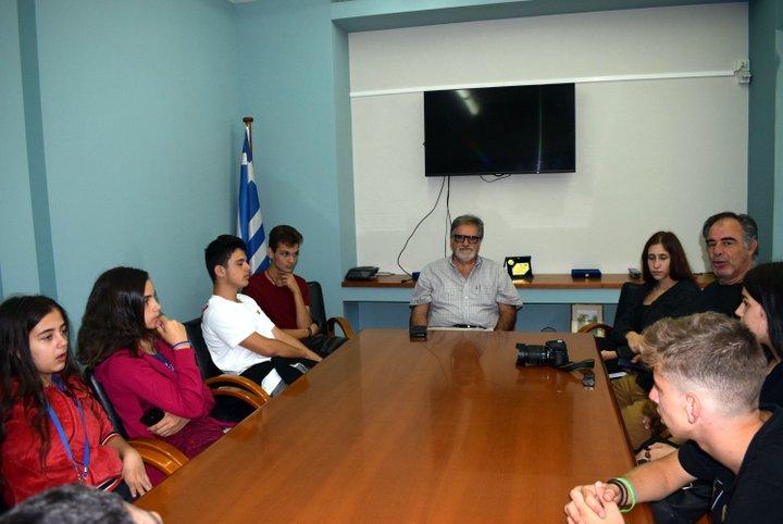 Σε ρόλο δημοσιογράφου οι μαθητές του ΕΕΕΕΚ Αγίου Νικολάου