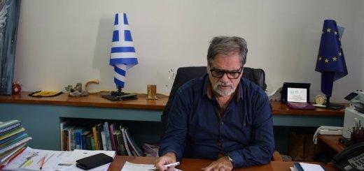 στο Υπουργείο Εσωτερικών και στο Υπουργείο Περιβάλλοντος ο δήμαρχος Αγίου Νικολάου