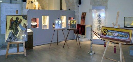 Έκθεση έργων αγιογραφικής τέχνης του Γεωργίου Χειρακάκη