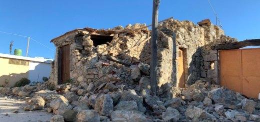Καταγραφή ζημιών από την πρόσφατη σεισμική δραστηριότητα σε επιχειρήσεις στην Περιφερειακή Ενότητα Λασιθίου