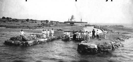 Κανάλι Ελούντας, 120 χρόνια από τη διάνοιξη του