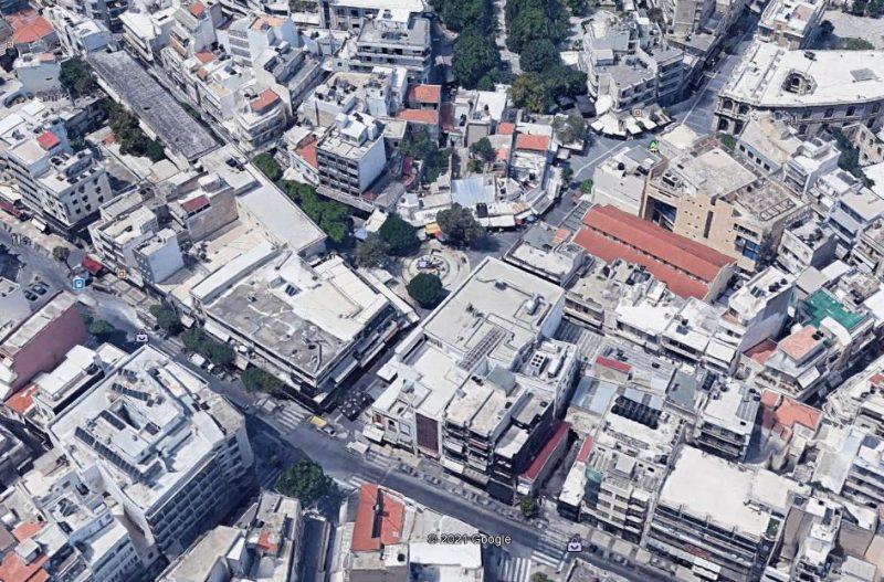 Έντονη διαμαρτυρία των επιχειρηματιών και καταστηματαρχών του κέντρου Ηρακλείου στην επανέναρξη των έργων ανάπλασης τη δεδομένη χρονική περίοδο