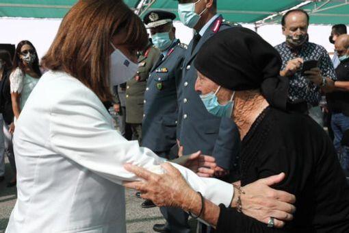 πρόεδρος της Δημοκρατίας: Είναι οι γυναίκες που κράτησαν ζωντανή τη μνήμη της συμφοράς