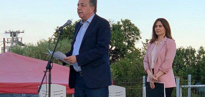 Η Περιφέρεια Κρήτης θα στηρίξει τη δημιουργία υποδομών για την AGROEXPO Ιεράπετρας