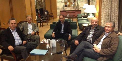 βουλευτές και δήμαρχοι Λασιθίου