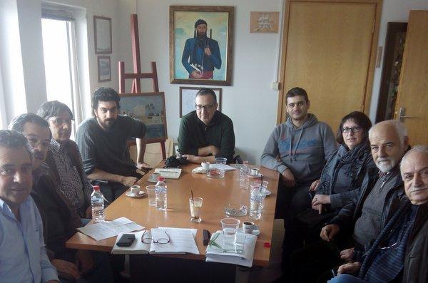 η οργανωτική επιτροπή της 1ης Διημερίδας Μαθηματικών που θα διενεργηθεί στα Ανώγεια στις 17-18 Απριλίου 2015