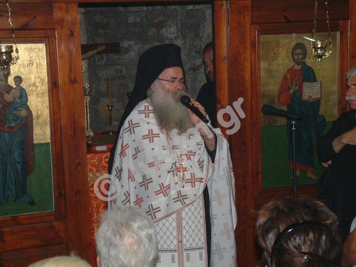 Κύριλλος Διαμαντάκης, ο νέος Μητροπολίτης Ιεραπύτνης και Σητείας