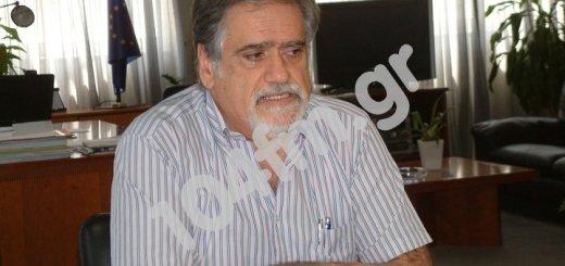 ο δήμαρχος Αγίου Νικολάου, Αντώνης Ζερβός