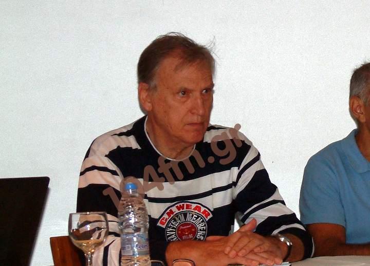 Walter Rottiers, ευχαριστήρια επιστολή στον δήμαρχο Αγ. Νικολάου