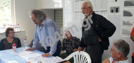 Συνεταιρισμός Λακωνίων υπέρ απορρόφησης του από τη Κριτσά