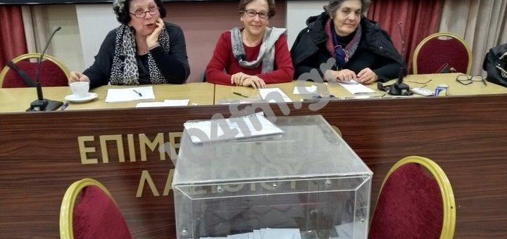 Σύλλογος Φίλων Νοσοκομείου Αγίου Νικολάου, εκλογές