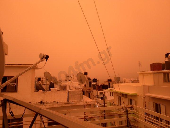Κλειστά τη Τρίτη τα σχολεία στην Ιεράπετρα λόγω σκόνης