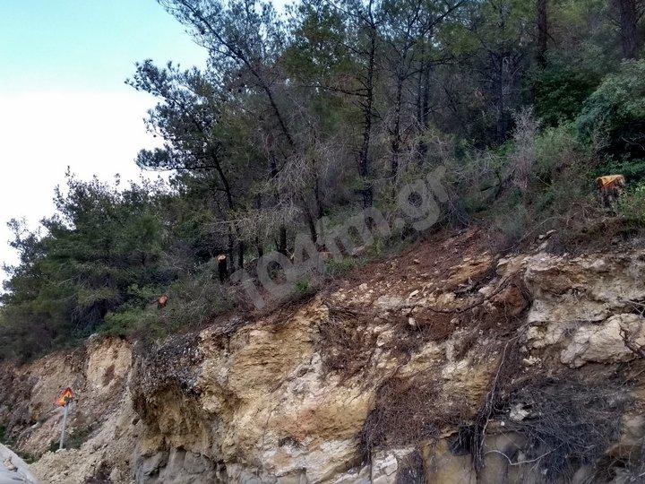 Προβλήματα από τις βροχοπτώσεις στην ανατολική Κρήτη