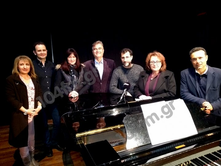 Συναυλία με έργα Ανδριόπουλου από τη Δημοτική χορωδία