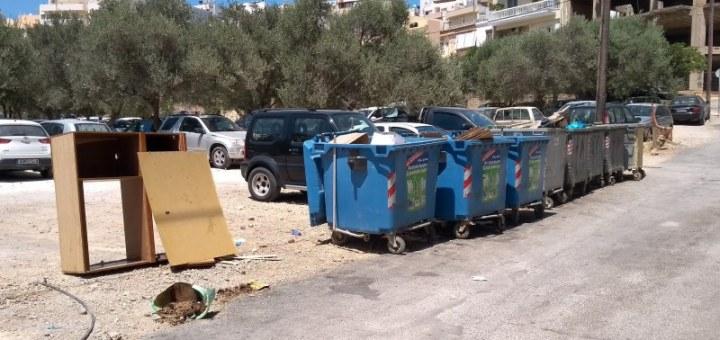 Έκκληση από τον Δήμο Αγίου Νικολάου για καλύτερη διαχείριση απορριμμάτων
