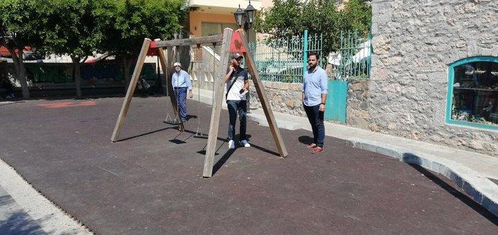 οι παιδικές χαρές του δήμου ένα ζωτικό κομμάτι χώρου