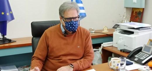 Ο δήμαρχος Αγίου Νικολάου για την εικόνα κορωνοϊού στη πόλη