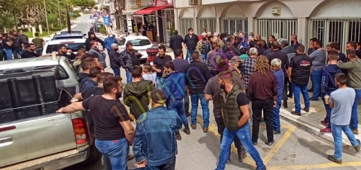 Κοινή ανακοίνωση εργατικών σωματείων της Κρήτης για τις αγροτικές κινητοποιήσεις
