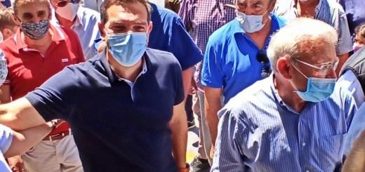 το Νοσοκομείο Αγ. Νικολάου δεν περιλήφθηκε στο πρόγραμμα επίσκεψης του κ. Τσίπρα