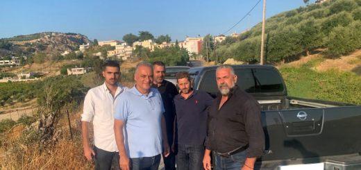 Επιπλέον πάνω από 2 εκ. ευρώ για την απόσταξη κρίσης στην Κρήτη