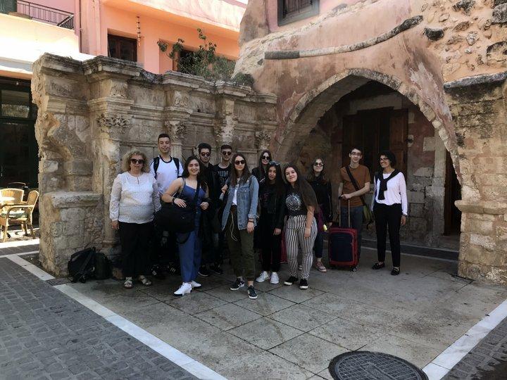 Στο Φεστιβάλ Ρητορικής Παιδείας η ομάδα μαθητών από το ΓΕΛ Νεάπολης