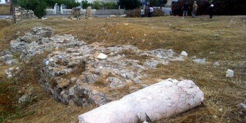 αρχαίο θέατρο Ιεράπετρας