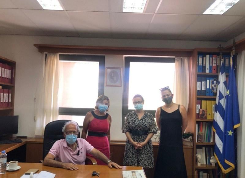 Συνεργασία Παιδιατρικής Κλινικής ΓΝΑΝ με Ηλιακτίδα