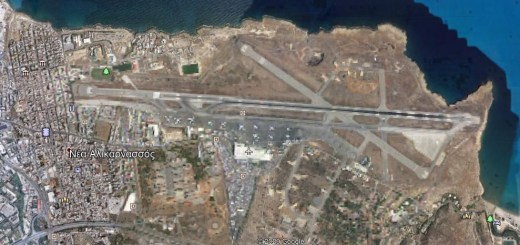 Αξιοποίηση του αεροδρομίου Νίκος Καζαντζάκης