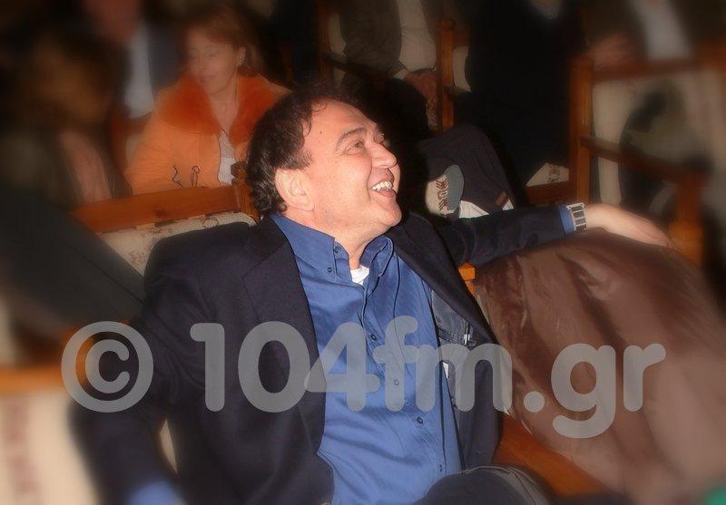 ......υποψήφιος δήμαρχος Αγίου Νικολάου ο Νίκος Κοκκίνης