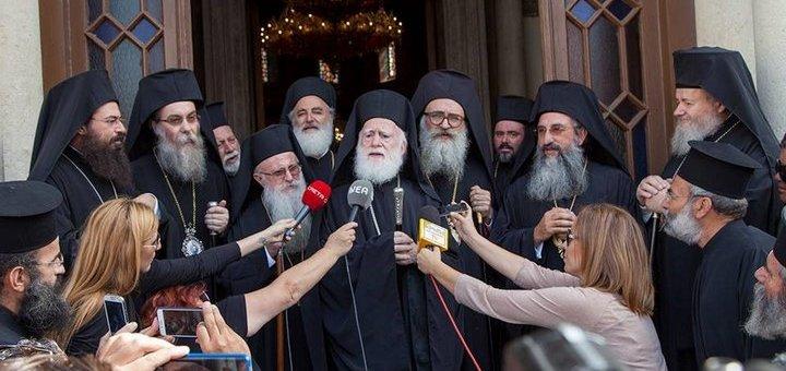 Ξεκίνησαν οι διαδικασίες αντικατάστασης του αρχιεπίσκοπου Κρήτης