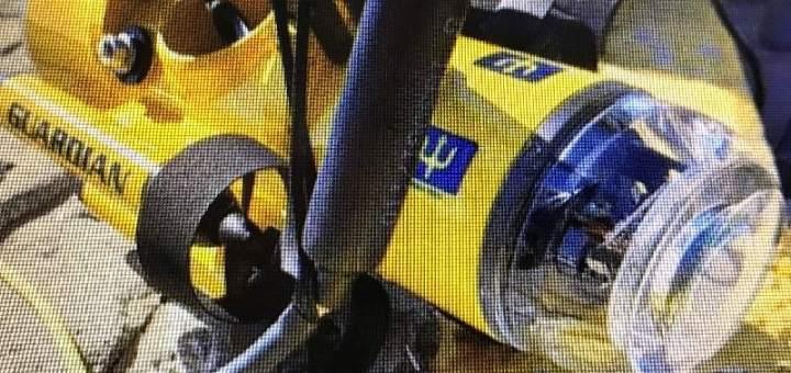 επίδειξη mini τηλεχειριζόμενου υποβρυχίου στη Γρα Λυγιά
