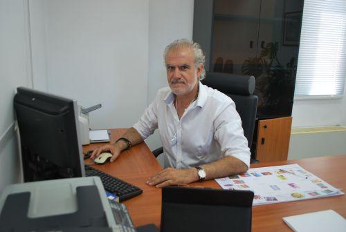 Ο Αντιδήμαρχος σε θέματα Τουρισμού και Απασχόλησης, κ. Ευθύμιος Μουντράκης