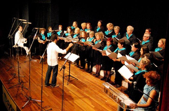 Δημοτική Χορωδία Αγίου Νικολάου, κοπή βασιλόπιτας