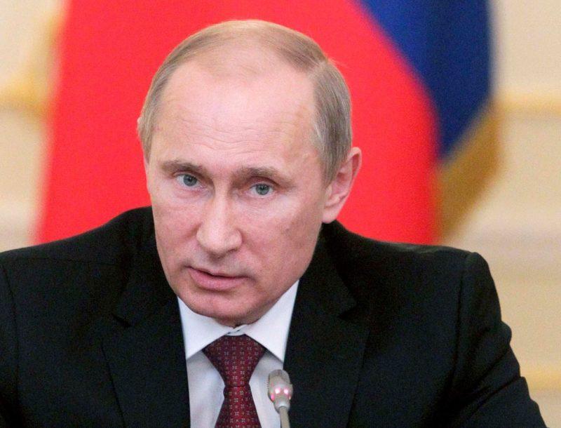 Βαλντιμίρ Πούτιν