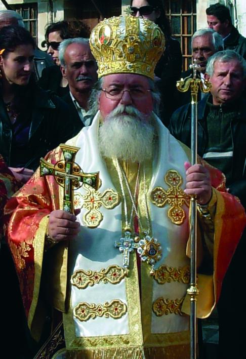Πενταετές Αρχιερατικό Μνημόσυνο μακαριστού Μητροπολίτου Ιεραπύτνης και Σητείας κυρού ΕΥΓΕΝΙΟΥ