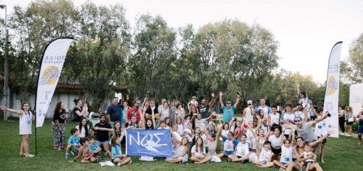 Γιορτή της Ακαδημίας του Agios Nikolaos on SUP