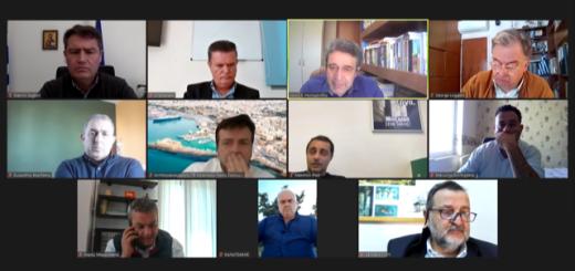 Διαδικτυακή συνάντηση για τα ακραία καιρικά φαινόμενα που έπληξαν το Δήμο Χερσονήσου