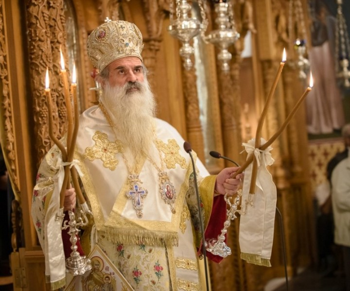 εκοιμήθῃ εν Κυρίω ο Επίσκοπός μας, Σεβασμιώτατος Μητροπολίτης Πέτρας και Χερρονήσου κυρός Νεκτάριος
