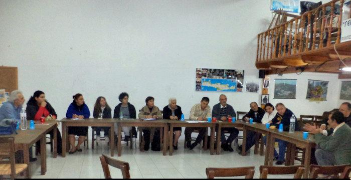 συνάντηση των Πολιτιστικών Συλλόγων των Βορεινών Χωριών Σητείας