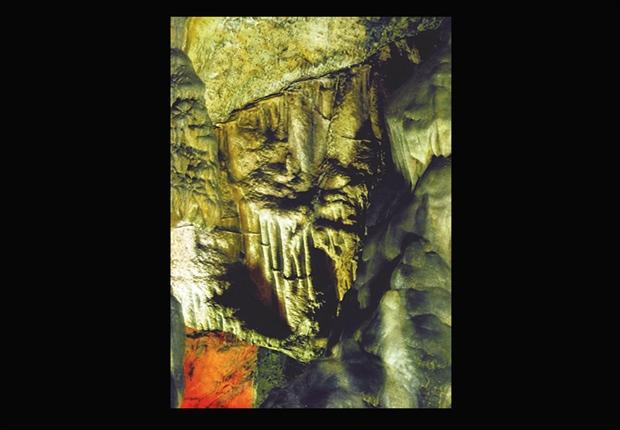 Σπήλιος τση Περιστεράς στο Λιμνάκαρο