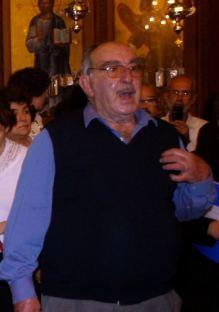 Κηδεύτηκε ο Γιώργος Συντιχάκης
