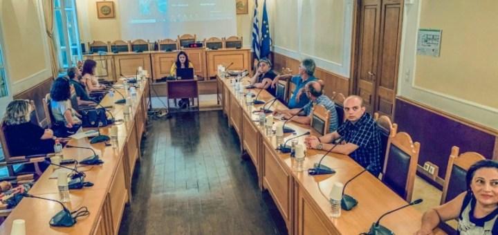 Η Περιφέρεια Κρήτης θα στηρίξει το Tipping Point σε όλα τα Λύκεια της Κρήτης