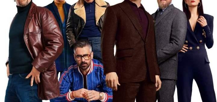 The Gentlemen από τη λέσχη Κινηματογράφου