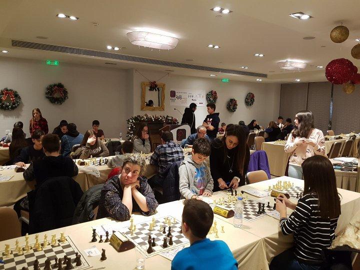 22ο Διεθνές Τουρνουά σκάκι Ηρακλείου, είσαι και εσύ κομμάτι