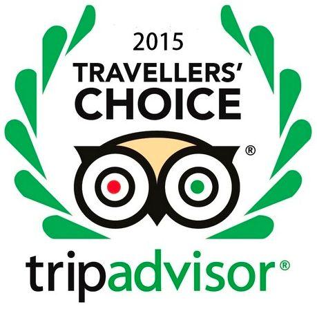 Travelers' Choice Islands Award