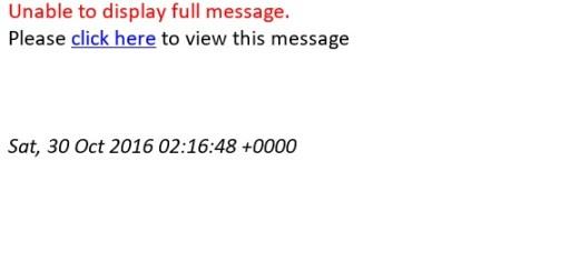 Προσοχή στα e-mail αυτά, είναι επικίνδυνα