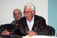 ο πρόεδρος της Δ.Α.Ε.Α.Ν. Γιώργος Βάρδας