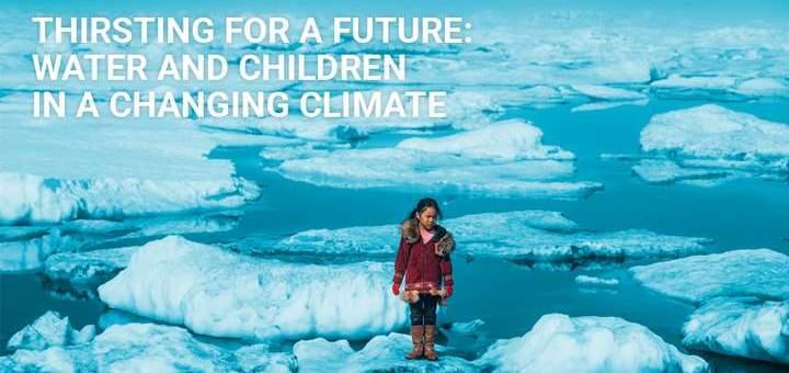 UNICEF, σχεδόν 600 εκατομμύρια παιδιά θα ζουν με περιορισμένους υδάτινους πόρους μέχρι το 2040