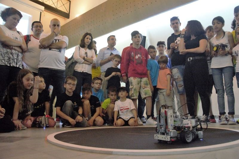 Aegean Robotics Competition 2018